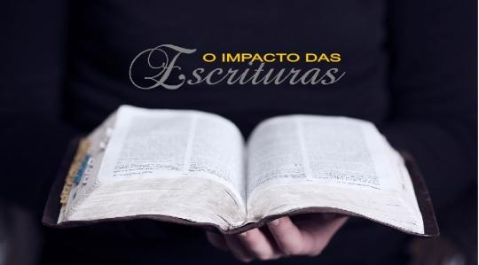 o impacto das escrituras